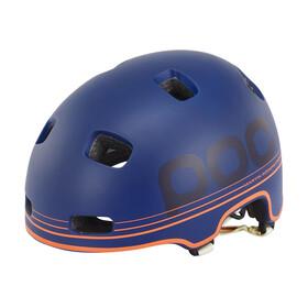 POC Crane Pure Helmet Söderström Edition lead blue